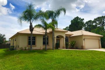 Home for Sale at 1868 SW Altman Avenue, Port Saint Lucie FL 34953