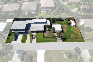 Home for Sale at 175 Sea Dunes Drive, Indialantic FL 32903