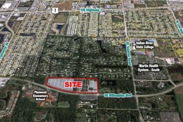 Home for Sale at 1705 SE Darling Street, Stuart FL 34997