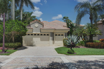 Home for Sale at 16167 Via Monteverde Drive, Delray Beach FL 33446