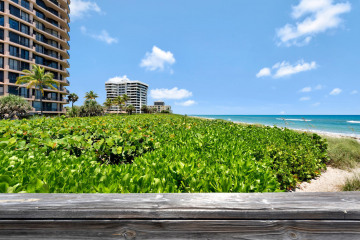 Home for Rent at 530 Ocean Drive #202, Juno Beach FL 33408