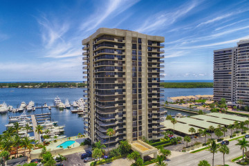 Home for Sale at 108 Lakeshore Drive #538, North Palm Beach FL 33408