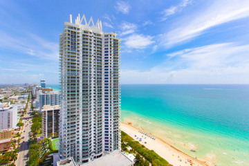 Home for Sale at 6365 Collins Avenue #1201, Miami FL 33141