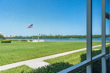 Home for Sale at 100 Waterway Road #E103, Tequesta FL 33469