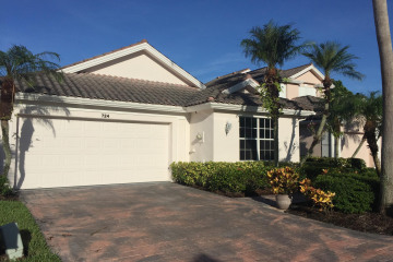Home for Rent at 724 Pinehurst Way, Palm Beach Gardens FL 33418