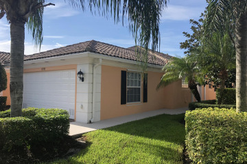 Home for Rent at 12135 SW Elsinore Drive, Port Saint Lucie FL 34987