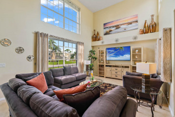 Home for Sale at 18195 SE Wood Haven Lane, Tequesta FL 33469