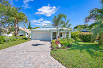 Home for Sale at 9175 SE Athena Street, Hobe Sound FL 33455