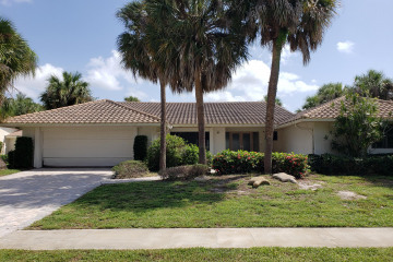 Home for Sale at 4027 Live Oak Boulevard, Delray Beach FL 33445