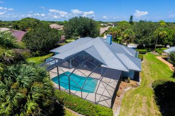 Home for Sale at 6366 SE Oakmont Place, Stuart FL 34997