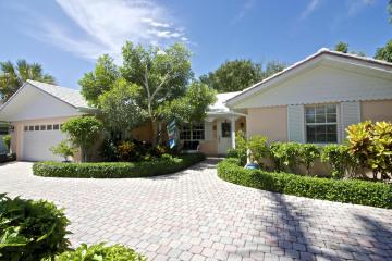 Home for Sale at 219 Golf Club Circle, Tequesta FL 33469