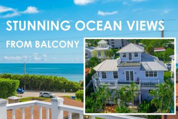 Home for Sale at 511 Saturn Lane, Juno Beach FL 33408