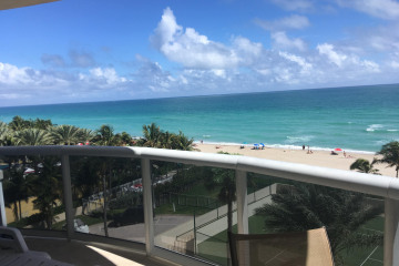 Home for Rent at 17555 Collins Avenue #607, Sunny Isles Beach FL 33160