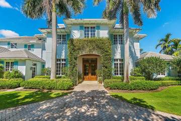 Home for Sale at 12175 Banyan Road, North Palm Beach FL 33408