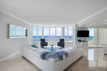 Home for Sale at 1073 Hillsboro Mile #6N, Hillsboro Beach FL 33062