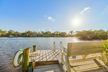 Home for Rent at 9180 SE Riverfront Terrace #A, Jupiter FL 33469