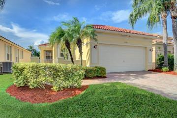 Home for Sale at 7042 Del Corso Lane, Delray Beach FL 33446