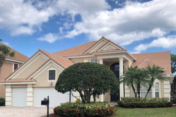 Home for Rent at 124 Satinwood Lane, Palm Beach Gardens FL 33410