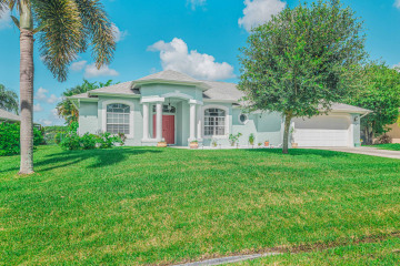 Home for Sale at 6854 NW Jorgensen Road, Port Saint Lucie FL 34983
