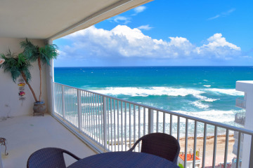 Home for Rent at 3590 S Ocean Boulevard #907, South Palm Beach FL 33480