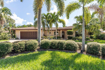 Home for Sale at 1918 SW Mooring Drive, Palm City FL 34990
