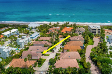 Home for Sale at 312 Alicante Drive, Juno Beach FL 33408