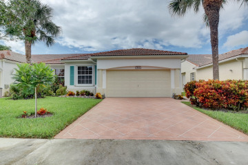 Home for Sale at 6164 Petunia Road, Delray Beach FL 33484