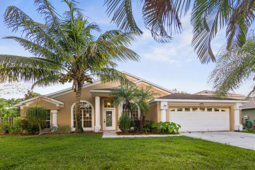 Home for Sale at 340 NW Bayonet Place, Jensen Beach FL 34957