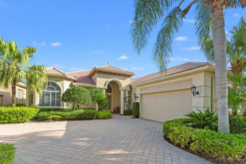 Home for Rent at 111 Vintage Isle Lane, Palm Beach Gardens FL 33418