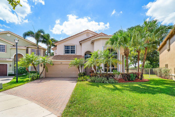 Home for Sale at 1600 W Classical Boulevard, Delray Beach FL 33445