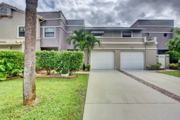 Home for Sale at 5225 Monterey Circle #D, Delray Beach FL 33484