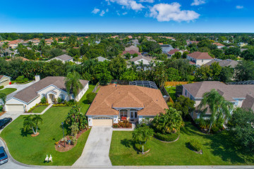 Home for Sale at 3134 SW Marco Lane, Palm City FL 34990
