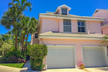 Home for Rent at 4501 Fairway Drive N, Jupiter FL 33477