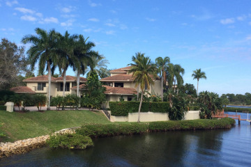 Home for Sale at 217 Commodore Drive, Jupiter FL 33477