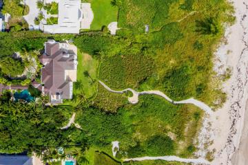 Home for Sale at 801 S Ocean Boulevard, Delray Beach FL 33483