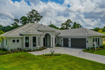 Home for Sale at 6827 SW Silver Wolf Drive, Palm City FL 34990