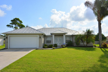Home for Sale at 1399 SW Hibiscus Street, Port Saint Lucie FL 34983