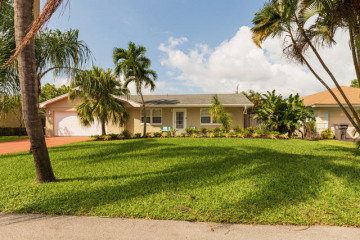 Home for Rent at 4215 Robert Street, Tequesta FL 33469