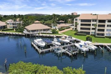 Home for Sale at 837 Oak Harbour Drive, Juno Beach FL 33408