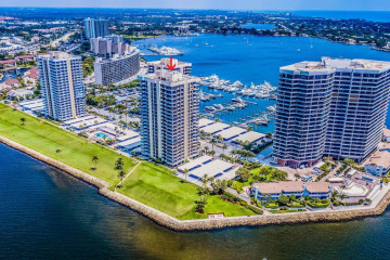 Home for Sale at 115 Lakeshore Drive #849, North Palm Beach FL 33408