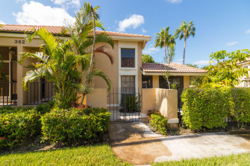 Home for Rent at 362 Prestwick Circle #2, Palm Beach Gardens FL 33418