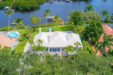 Home for Sale at 18420 SE Heritage Drive, Tequesta FL 33469