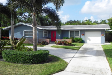 Home for Sale at 494 Dover Road, Tequesta FL 33469