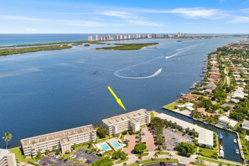 Home for Sale at 60 Yacht Club Drive #105, North Palm Beach FL 33408