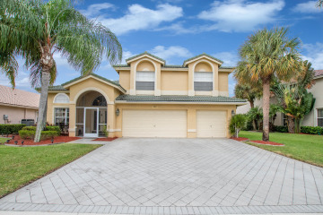 Home for Rent at 3633 Moon Bay Circle, Wellington FL 33414