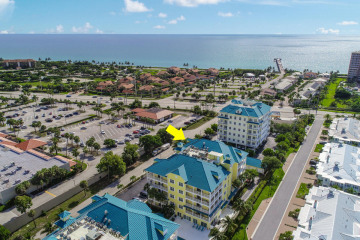 Home for Sale at 800 Juno Ocean #501, Juno Beach FL 33408