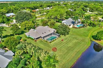 Home for Sale at 5292 SW Bimini Circle N, Palm City FL 34990