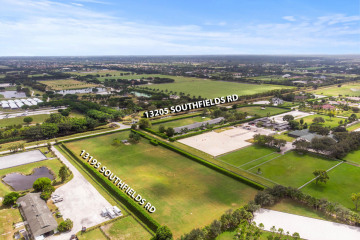 Home for Sale at 13205 & 13195 Southfields Road, Wellington FL 33414