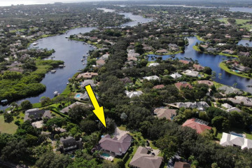 Home for Sale at 18492 SE Heritage Drive, Tequesta FL 33469
