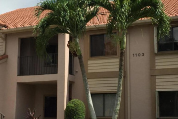 Home for Rent at 1103 Duncan Circle #202, Palm Beach Gardens FL 33418